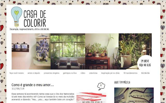 Blog Casa de Colorir