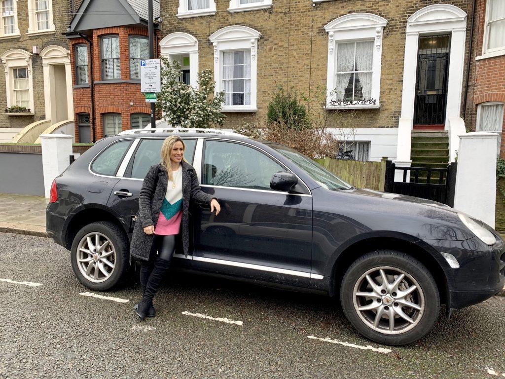 Mais sobre medos: dirigindo na Inglaterra