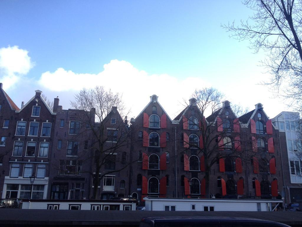 Minha primeira viagem internacional sozinha (post 1 Amsterdam)